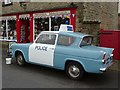 NZ8301 : Heart Ford Anglia by Philip Halling