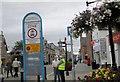 NH5458 : Pedestrian  zone  in  Dingwall   town  centre by Martin Dawes
