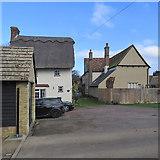 TL3142 : Litlington: on Silver Street by John Sutton