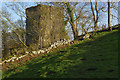 SK1482 : Peveril Castle by Stephen McKay