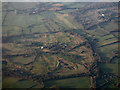 N9355 : Killeen Castle golf course from the air by Thomas Nugent