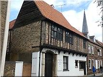 TF6120 : The Tudor Rose Hotel, St Nicholas Street, King's Lynn by David Smith