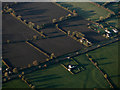 N9549 : Farmland near Pelletstown from the air by Thomas Nugent