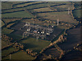 N9548 : Electrical sub-station from the air by Thomas Nugent