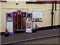 SO7193 : Tea room in Bridgnorth, Shropshire by Roger  Kidd