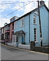 SN3859 : Former pottery, Margaret Street, New Quay by Jaggery