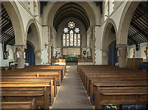 TL4196 : St Peter, March - East end by John Salmon