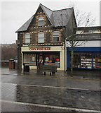 ST1599 : Cosy Fish Bar, 1 High Street, Bargoed by Jaggery