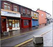 ST1599 : Bargoed Chiropractic Clinic by Jaggery