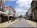 NZ2814 : View along Prebends Row by Robert Graham