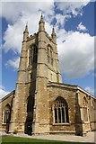 TL1998 : St John the Baptist's Church by Roger Templeman