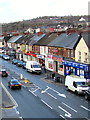 ST3089 : Malpas Road shops, Crindau, Newport by Jaggery