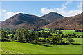 NY2421 : Towards Causey Pike by Ian Capper