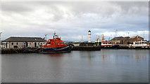 HY4411 : Kirkwall Harbour by John Lucas