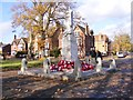 TL0549 : Bedford Cenotaph by Gordon Griffiths