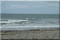 SH6016 : Sea at Barmouth by DS Pugh