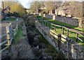 SK4351 : Pottery Lock, No.3, Cromford Canal by Alan Murray-Rust