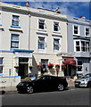 SX4754 : Westwinds and The Lamplighter, Citadel Road, Plymouth by Jaggery