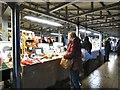 SJ9494 : Artisan Market before Christmas by Gerald England