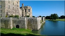 NZ1221 : Raby Castle by Michael Cooper