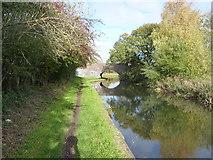 SK0300 : Winterley Bridge by Richard Law