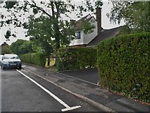 TQ3119 : Crescent Road, Burgess Hill by David Howard