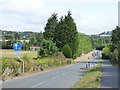 SX0552 : Cypress Avenue, Tregrehan by Stephen Craven