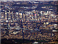NS5861 : Glasgow from the air by Thomas Nugent