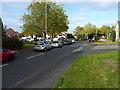 SK0500 : Traffic jam on Birmingham Road by Richard Law