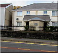 SS6696 : Site of the former Hermon Welsh Congregational Chapel, Plasmarl, Swansea by Jaggery