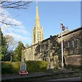 SK4252 : Church of St James, Riddings by Alan Murray-Rust