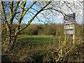 SK4452 : Pye Bridge Fields by Alan Murray-Rust