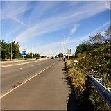 SJ9297 : A6140 by Gerald England
