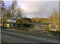SK4353 : Amber Valley Rugby Club, Pye Bridge by Alan Murray-Rust