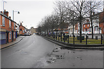 SP6934 : High Street, Buckingham by Bill Boaden