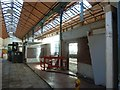 SO1091 : Newtown Market Hall - June 2014 by Penny Mayes