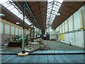 SO1091 : Newtown Market Hall - September 2014 by Penny Mayes
