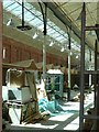 SO1091 : Newtown Market Hall - June 2015 by Penny Mayes