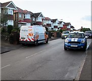 ST3090 : Anglian Home Improvements van 1448, Pillmawr Road, Newport by Jaggery
