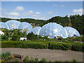 SX0454 : Eden Project - biomes by Stephen Craven