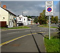 SS6595 : Controlled Zone - No loading, Neath Road, Landore, Swansea by Jaggery