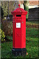 ST8893 : Victorian pillar box by Philip Halling
