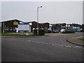 TM5289 : Harvest Drive, South Lowestoft Industrial Estate by Hugh Venables