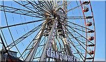 J3373 : Ferris wheel, Belfast - December 2018(2) by Albert Bridge