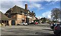 SP1094 : Garden centre coffee shop, Chester Road, north Birmingham by Robin Stott