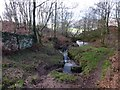 SK2576 : Stream on Froggatt Edge by Graham Hogg