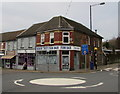 ST1494 : Beech Tree Fish Bar, Ystrad Mynach by Jaggery