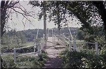 SO5628 : To Sellack over the Wye by Martin Richard Phelan