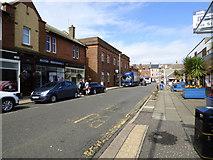 NS3231 : Church Street by Thomas Nugent