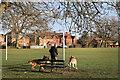 SU4564 : Recreation Ground, Wash Common by Des Blenkinsopp